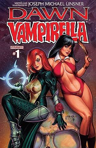 Dawn/Vampirella #1 (of 6): Digital Exclusive Edition