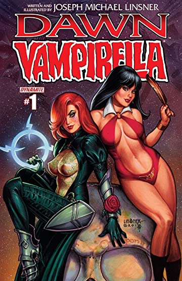 Dawn/Vampirella No.1 (sur 6): Digital Exclusive Edition
