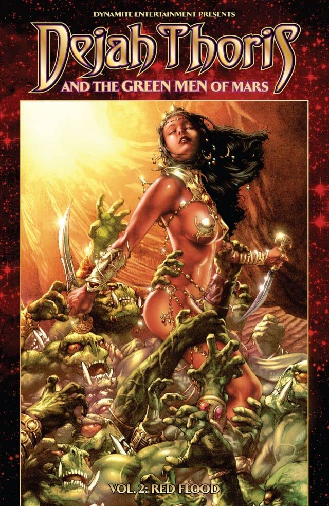 Dejah Thoris and the Green Men of Mars Vol. 2