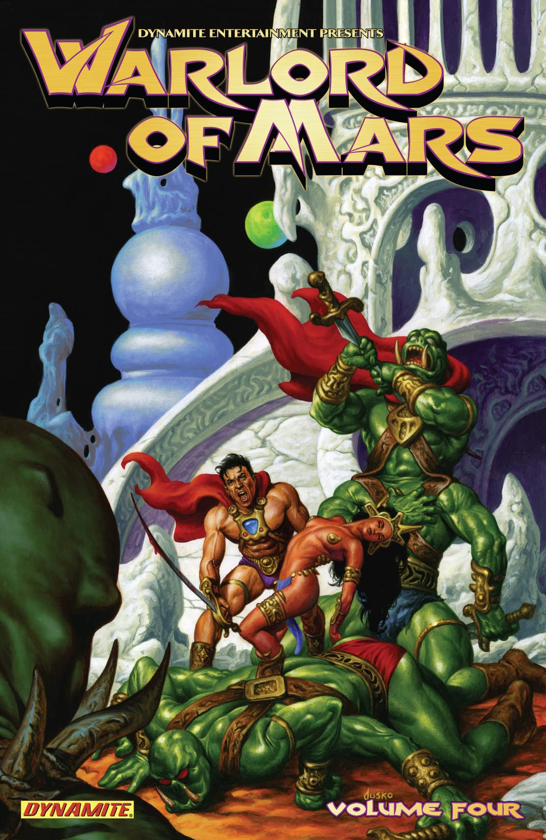 Warlord of Mars Vol. 4