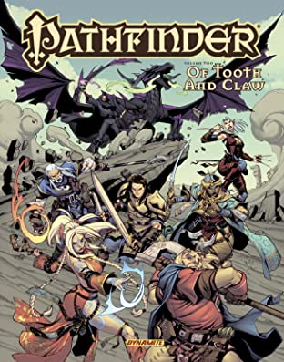 Pathfinder Vol. 2: The Tooth & Claw
