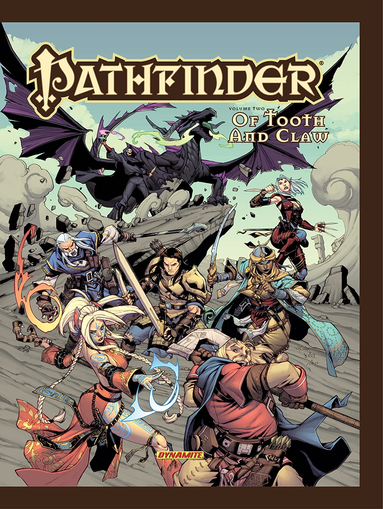 Pathfinder Tome 2: The Tooth & Claw