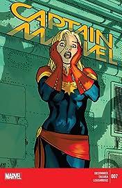 Captain Marvel (2014-2015) #7