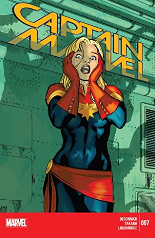 Captain Marvel (2014-2015) No.7