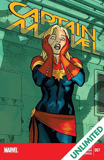 Captain Marvel (2014-2015) #7