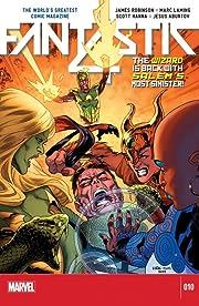 Fantastic Four (2014-2015) #10