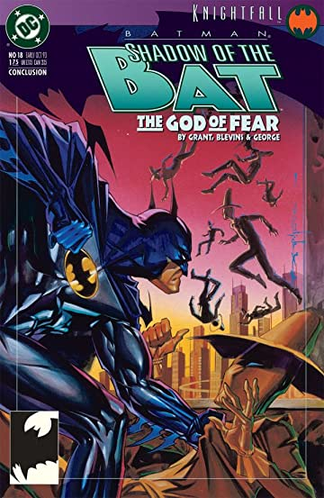 Batman: Shadow of the Bat #18
