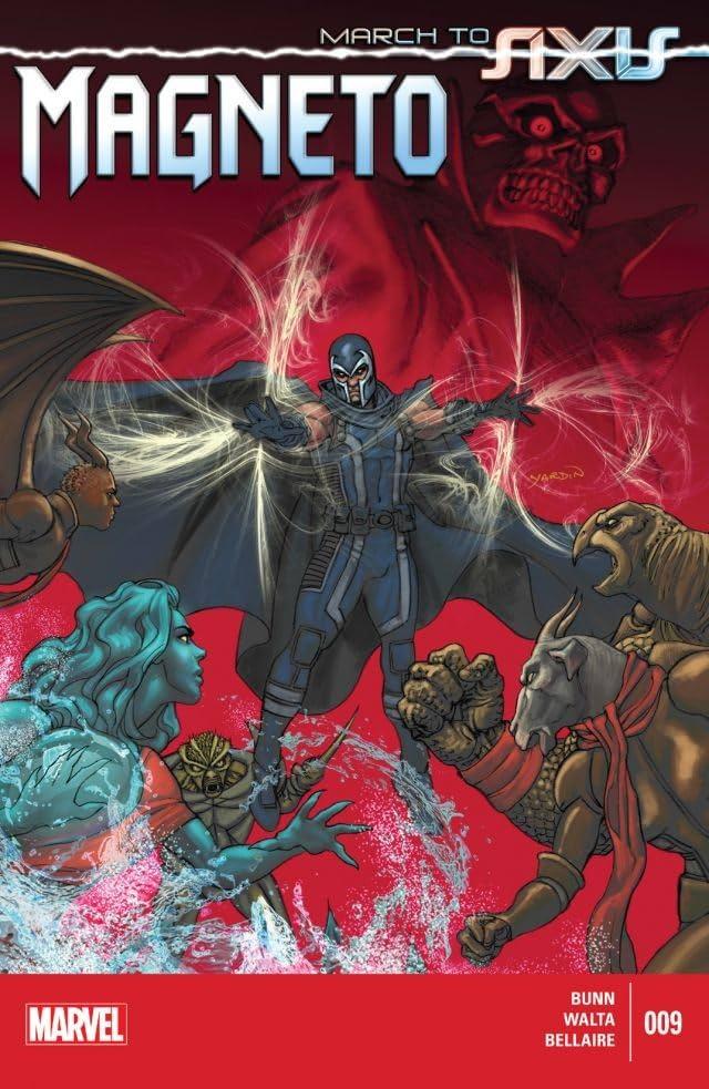 Magneto (2014-2015) #9