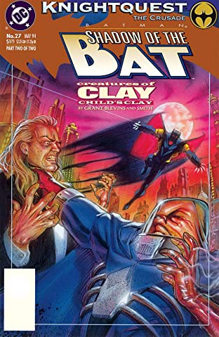 Batman: Shadow of the Bat #27