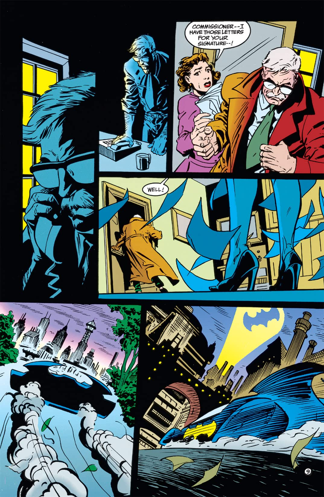 Batman: Shadow of the Bat #28