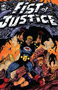 Fist of Justice Vol. 1: Homecoming