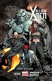 All-New X-Men Tome 5: One Down