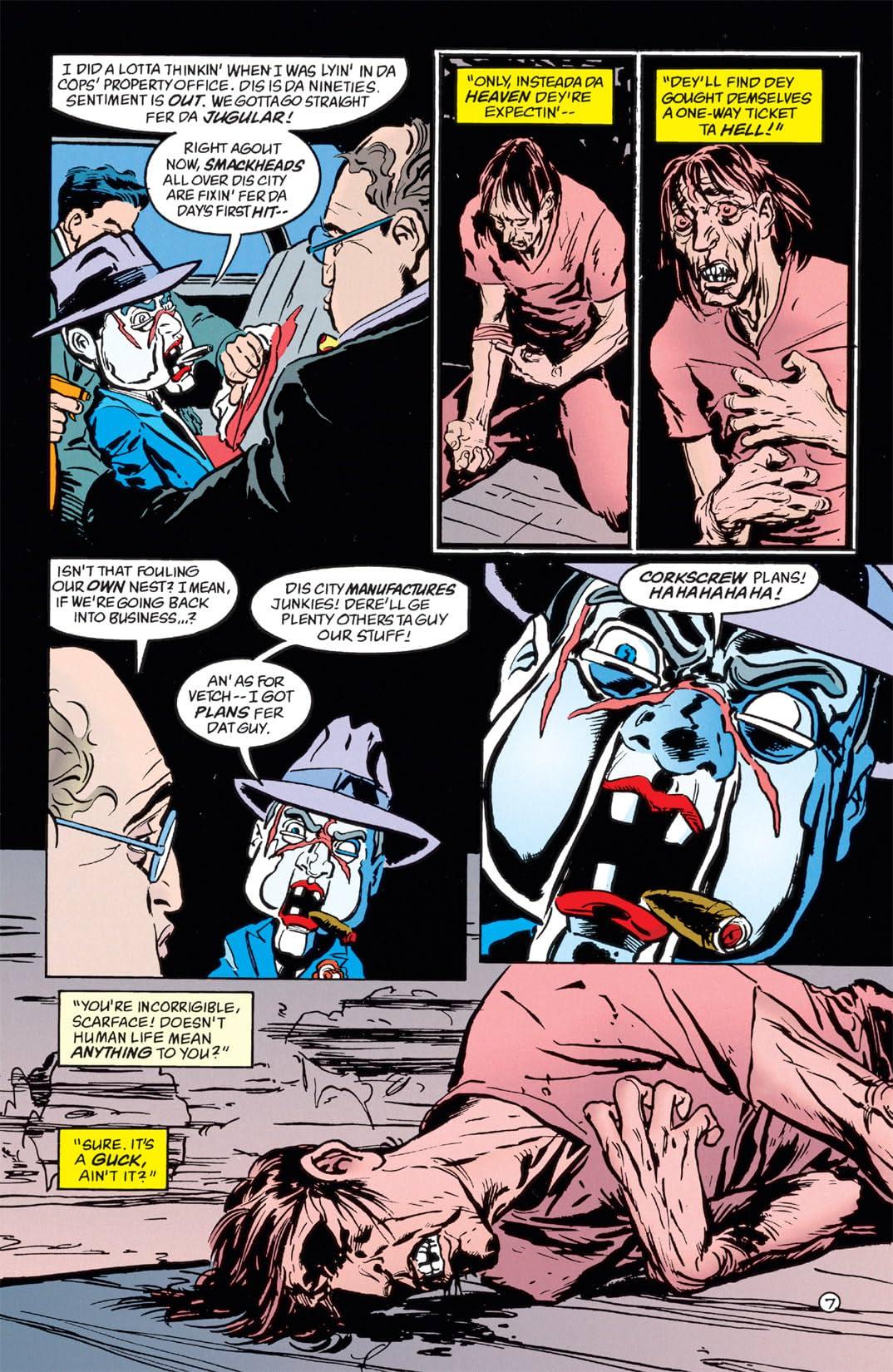 Batman: Shadow of the Bat #32
