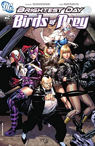 Birds of Prey (2010-2011) No.2