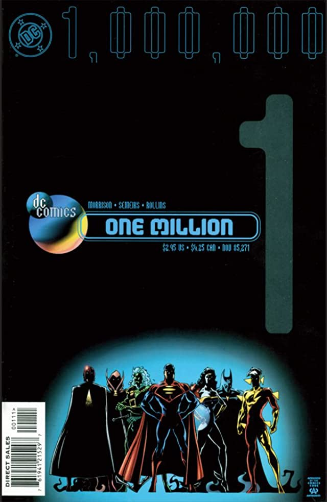 DC One Million #1