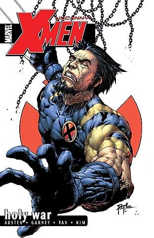 Uncanny X-Men Tome 3: Holy War
