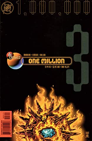 DC One Million #3