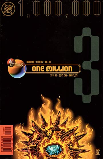 DC One Million #3 (of 4)
