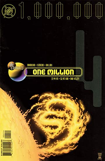 DC One Million #4 (of 4)