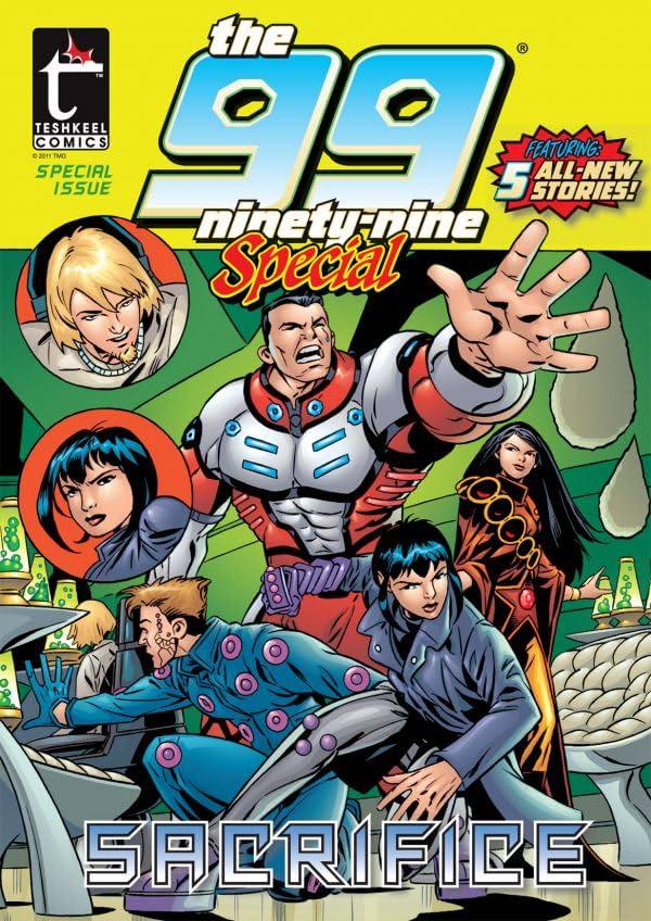 THE 99 Special: Sacrifice