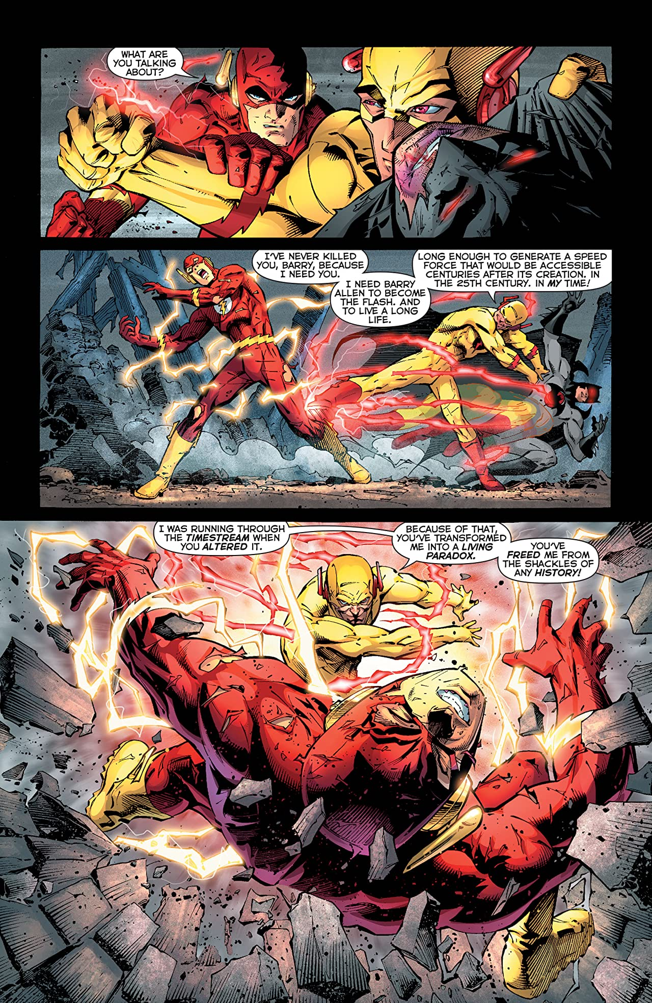 Flashpoint #5 (of 5)