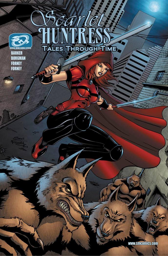 Scarlet Huntress Vol. 1: Tales Through Time