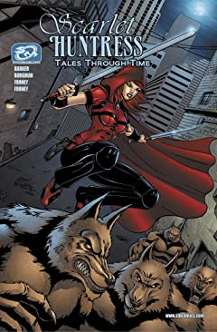 Scarlet Huntress Vol. 1: Tales Through Time