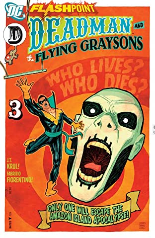 Flashpoint: Deadman and the Flying Graysons #3 (of 3)