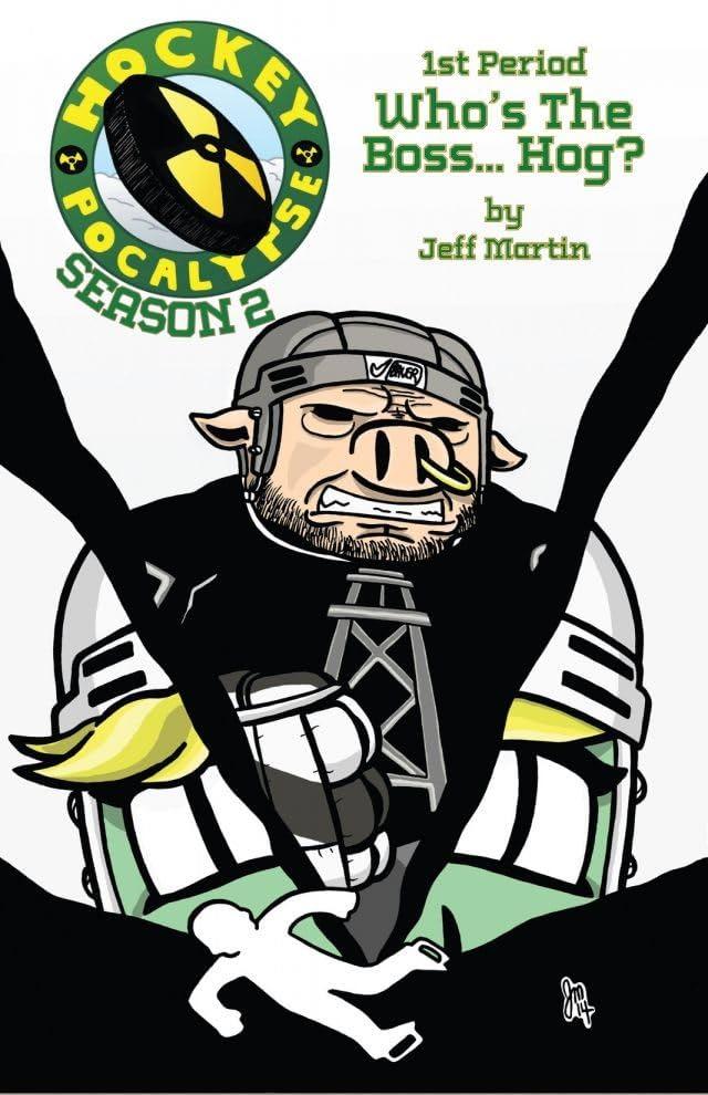 Hockeypocalypse #4