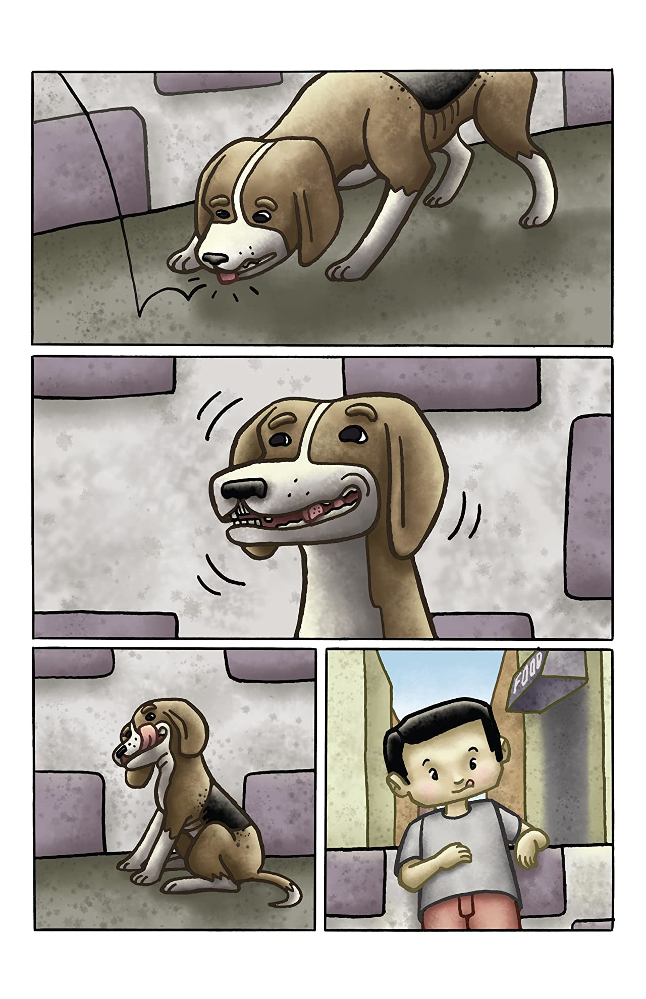 Doggy Stories #2