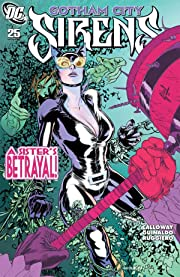 Gotham City Sirens #25