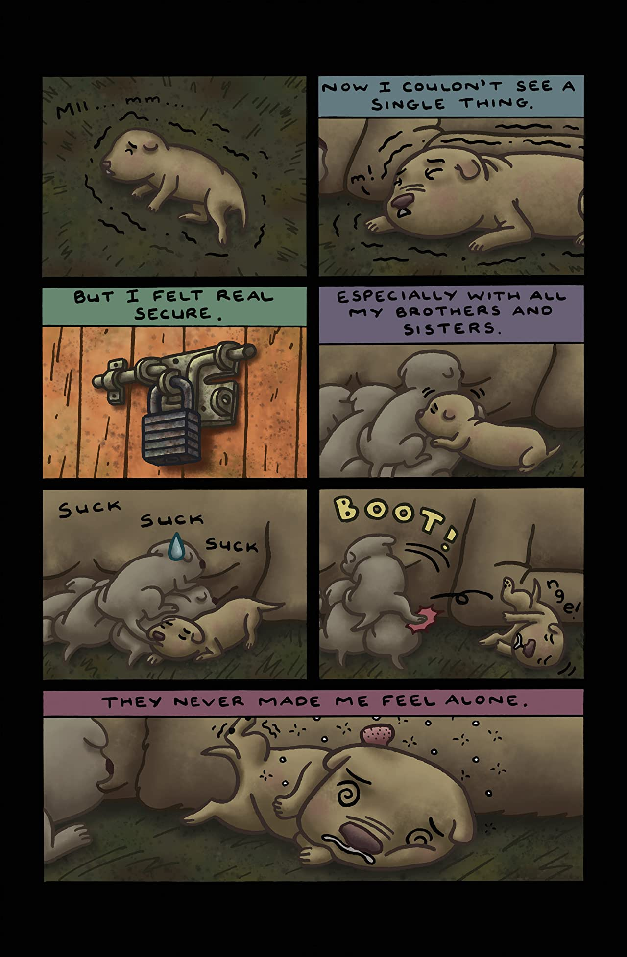Doggy Stories #4