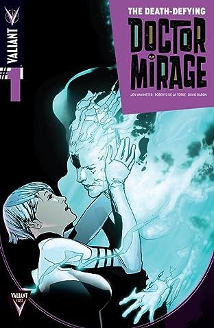 The Death-Defying Dr. Mirage (2014) No.1 (sur 5): Digital Exclusives Edition