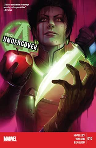 Avengers Undercover No.10