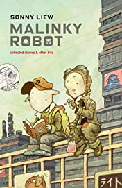 Malinky Robot Collection: Stories & Other Bits: Preview