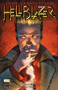 John Constantine, Hellblazer Tome 2: The Devil You Know (New Edition)