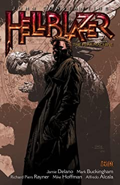 John Constantine, Hellblazer Vol. 3: The Fear Machine (New Edition)