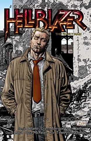 John Constantine, Hellblazer Tome 4: The Family Man