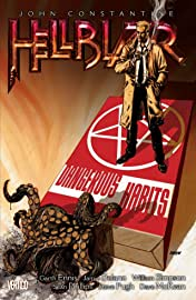 John Constantine, Hellblazer Vol. 5: Dangerous Habits (New Edition)