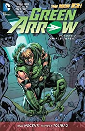 Green Arrow (2011-2016) Vol. 2: Triple Threat