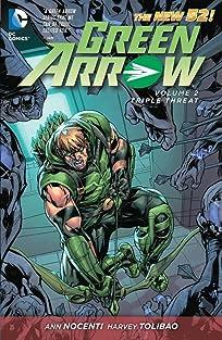 Green Arrow (2011-2016) Tome 2: Triple Threat