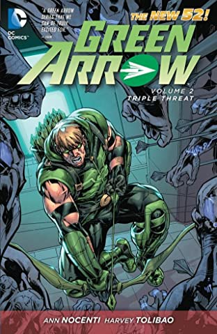 Green Arrow (2011-) Vol. 2: Triple Threat