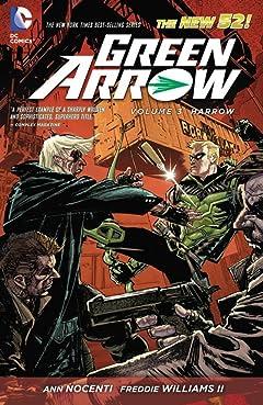 Green Arrow (2011-2016) Tome 3: Harrow
