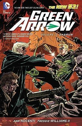 Green Arrow (2011-2016) Vol. 3: Harrow