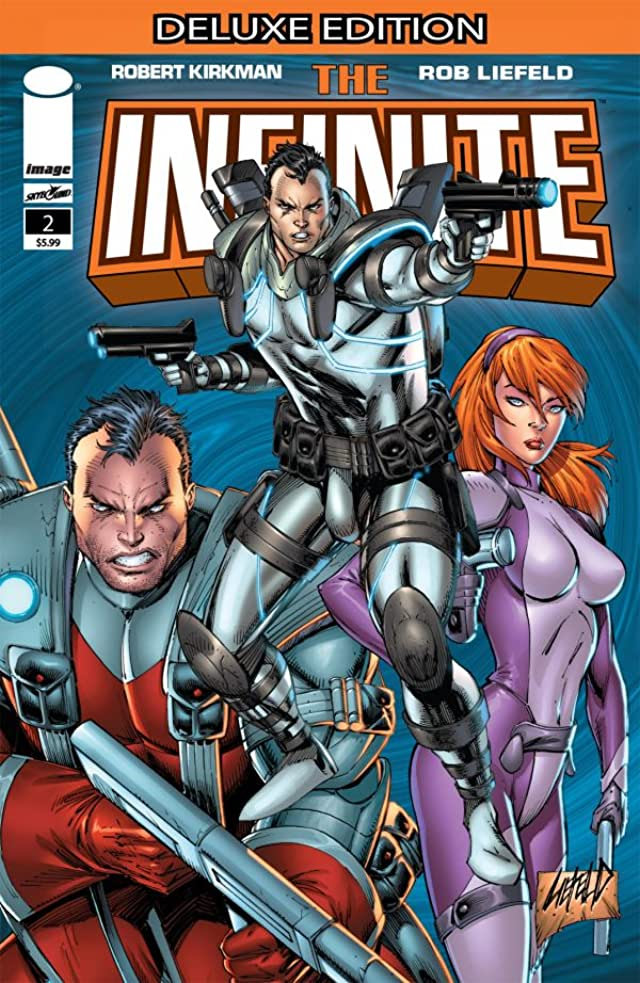 The Infinite #2: Deluxe Edition