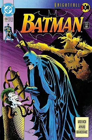 Batman (1940-2011) #494