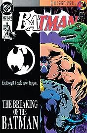 Batman (1940-2011) #497