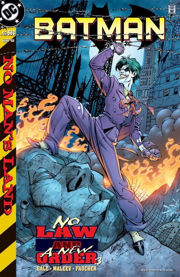 Batman (1940-2011) #563