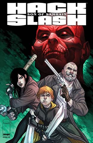 Hack/Slash: Son of Samhain #3