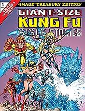Kung Fu Bible Stories